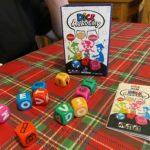 Blogger Board Game Club: Dice Academy