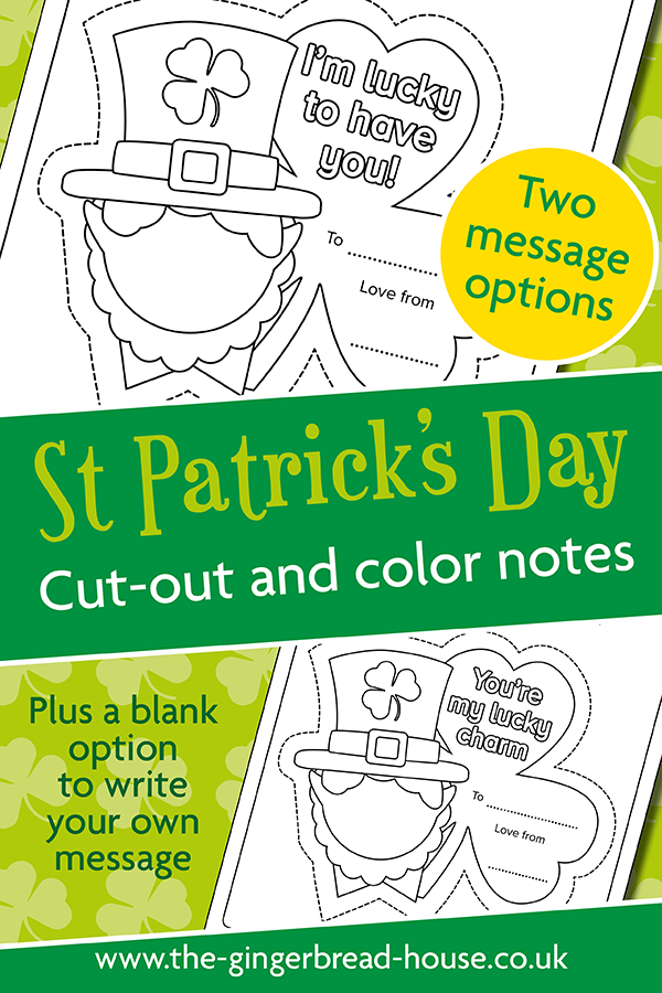 St Patricks Day notes