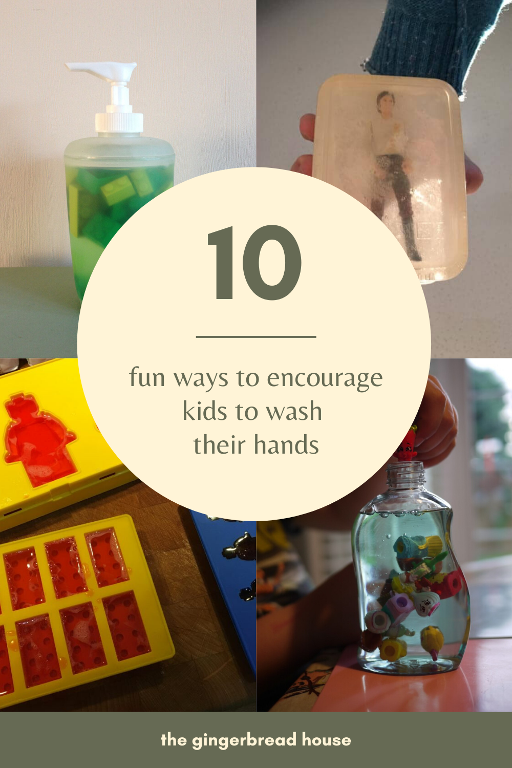 10 ways to encourage kids to wash their hands