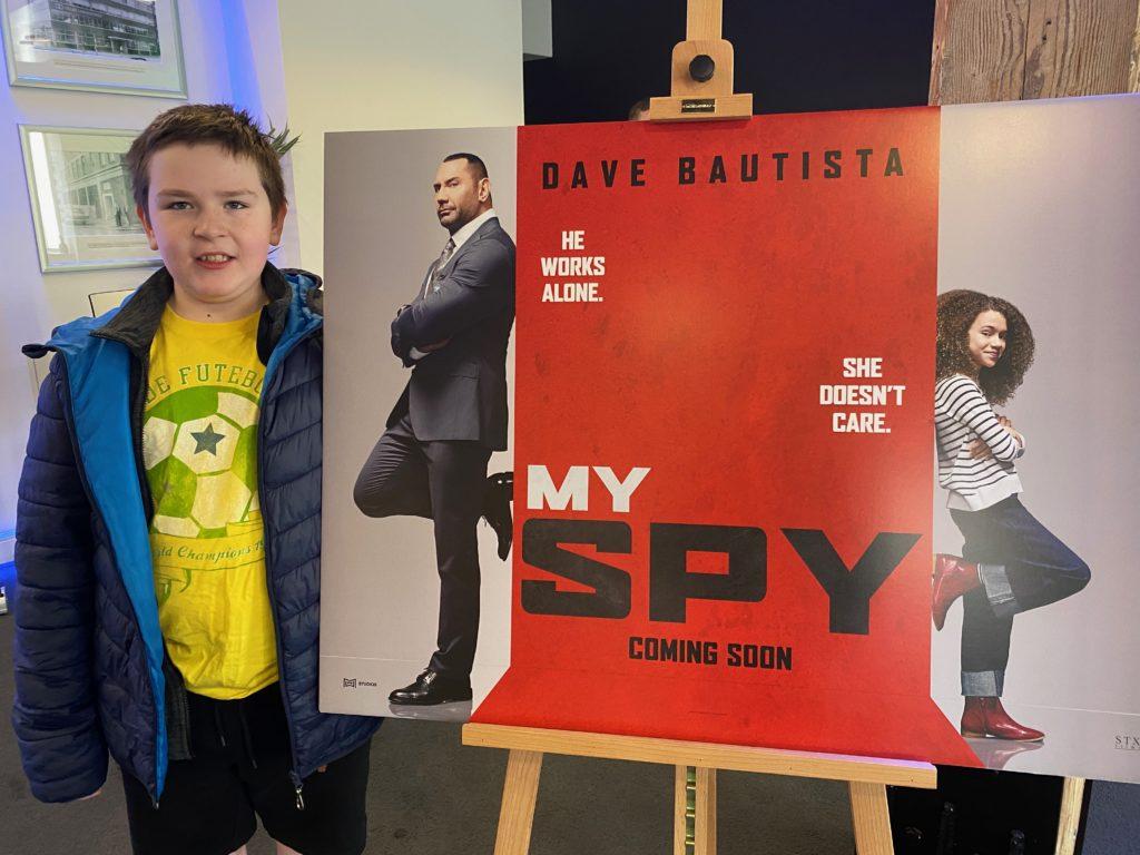 special My Spy screening