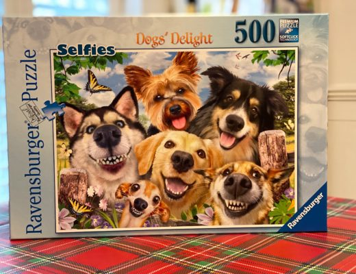 Ravensburger's Dog's Delight
