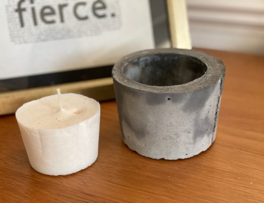 Win a Concrete Kit from Cosy Craft Club