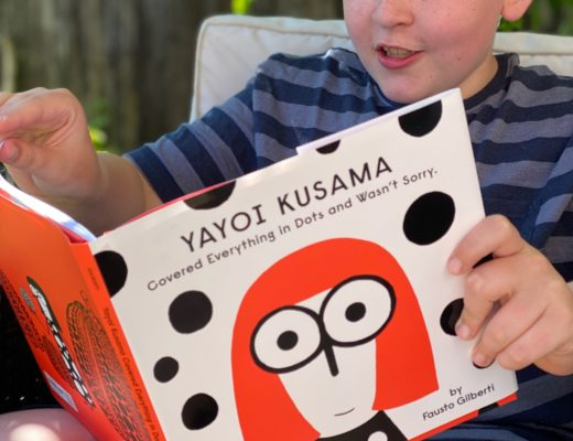 Yayoi Kasuma Covered Everything in Dots and Wasn't Sorry {book review}