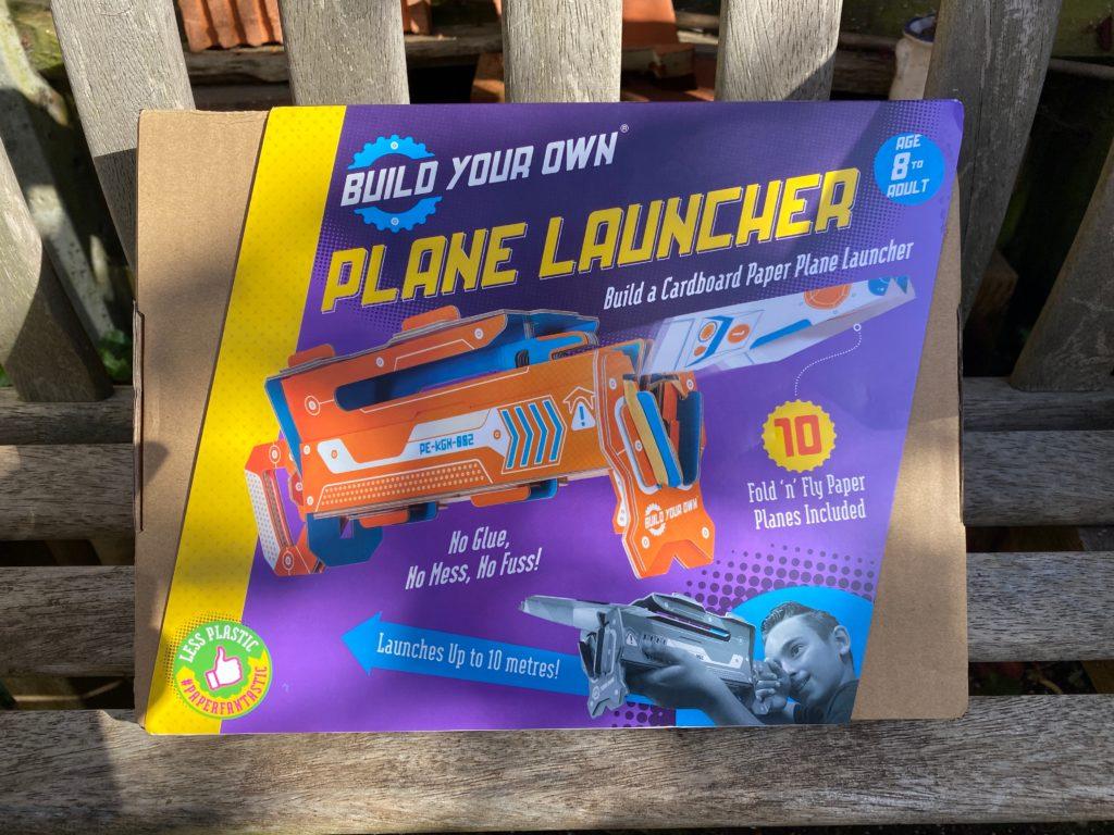 Build Your Own Plane Launcher Kit