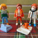 Win 3 x Playmobil everyday heroes figures