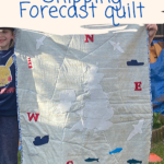 Sewing in i-sew-lation: my Shipping Forecast quilt