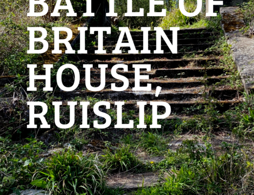Looking for the Battle of Britain House, Ruislip