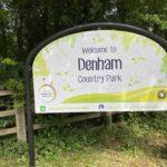 Exploring Denham & Denham Country Park with kids