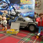 Playmobil Back to the Future DeLorean {review}