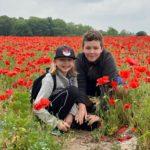 A trip to the poppy fields near Welwyn, Hertfordshire