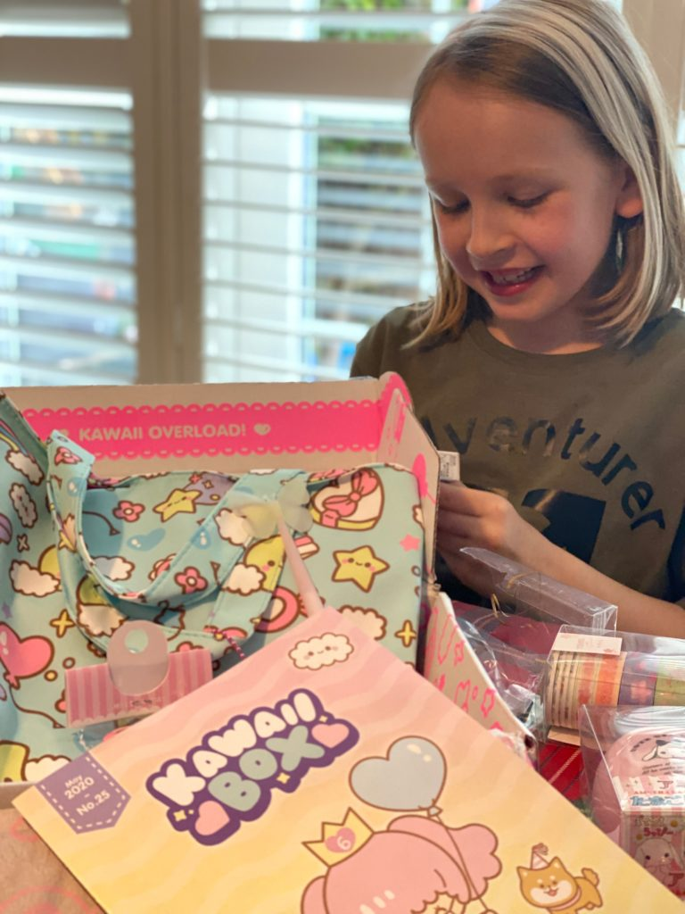 Win a cute monthly subscription Kawaii Box from Japan