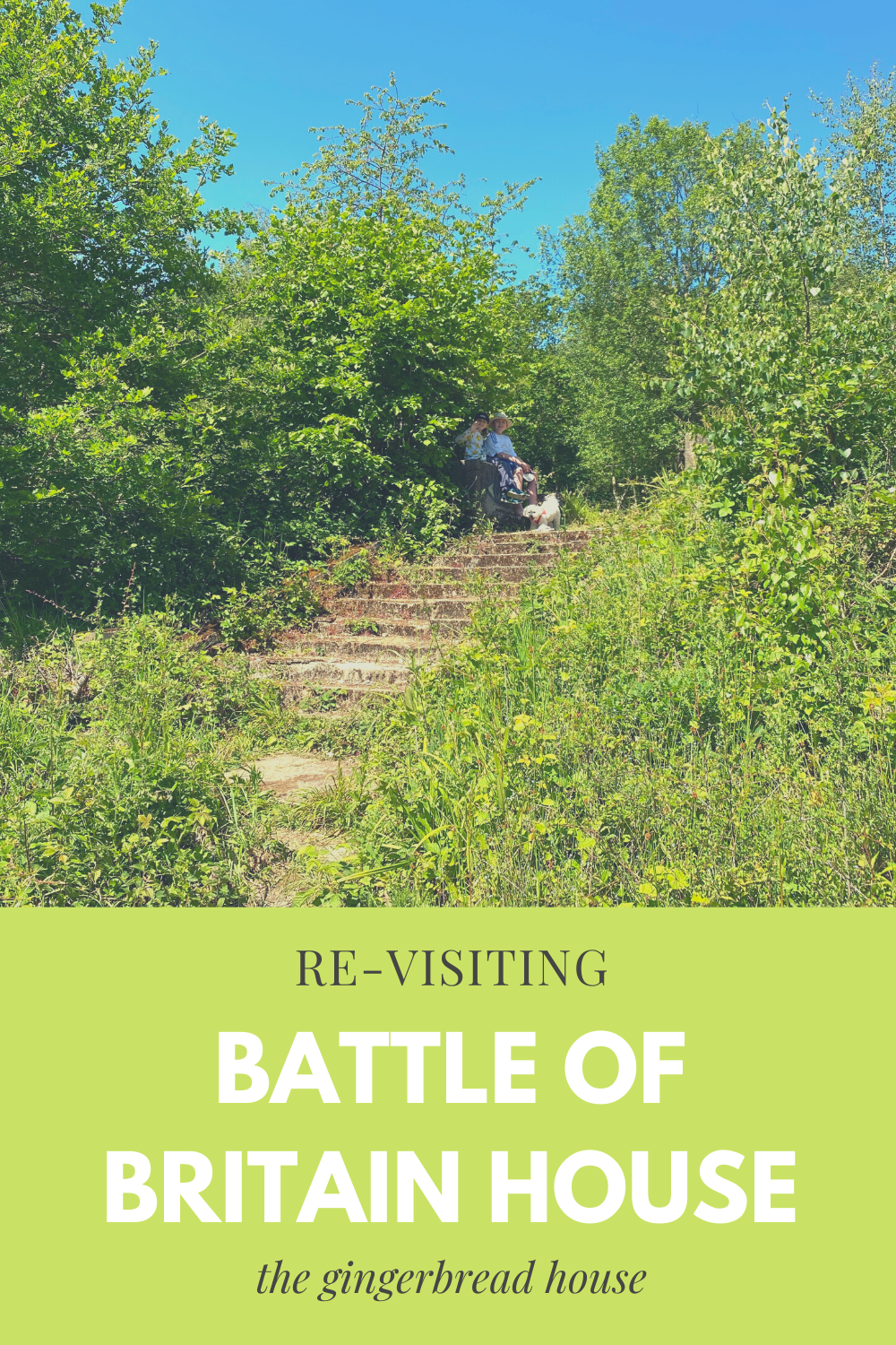 Re-visiting the Battle of Britain House Ruislip