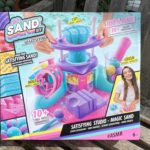 So Sand DIY Sensory Studio {toy review}