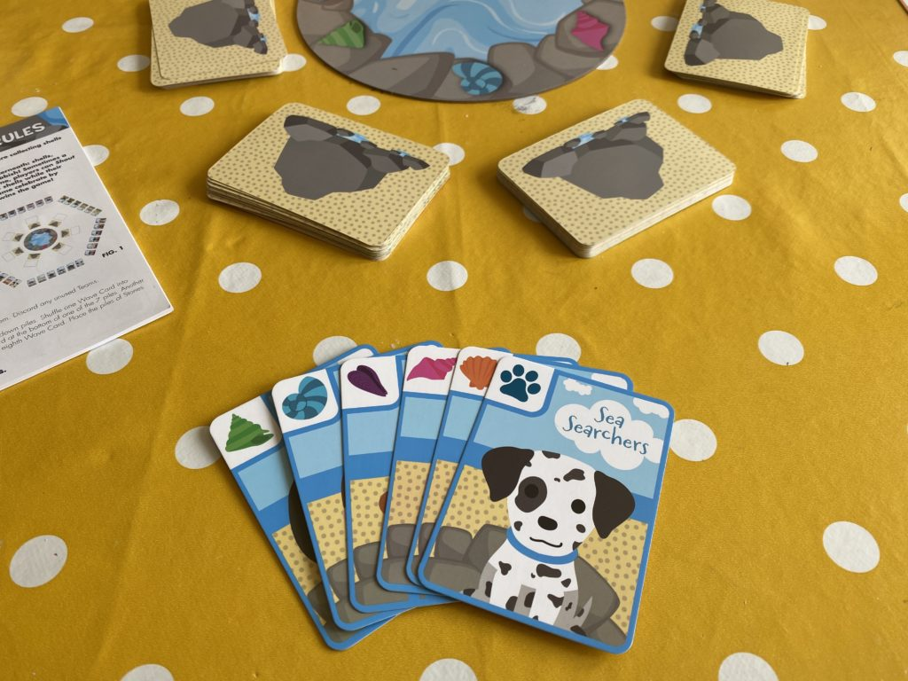 Rockpool from Gibsons Games