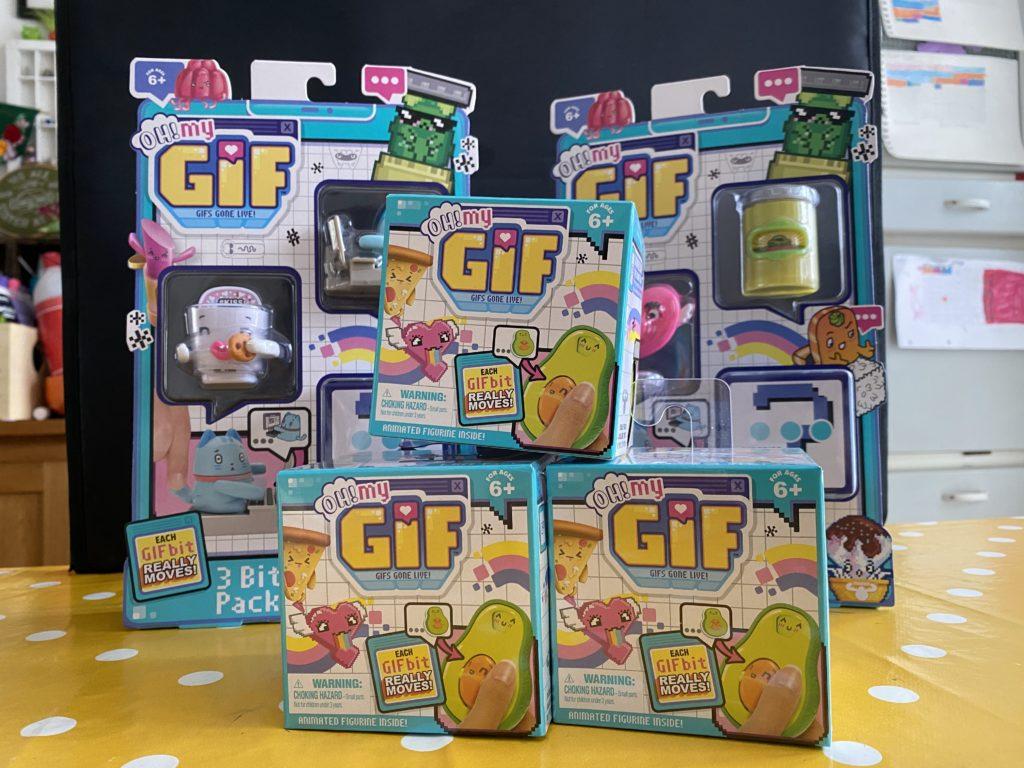 Oh! My GIf range