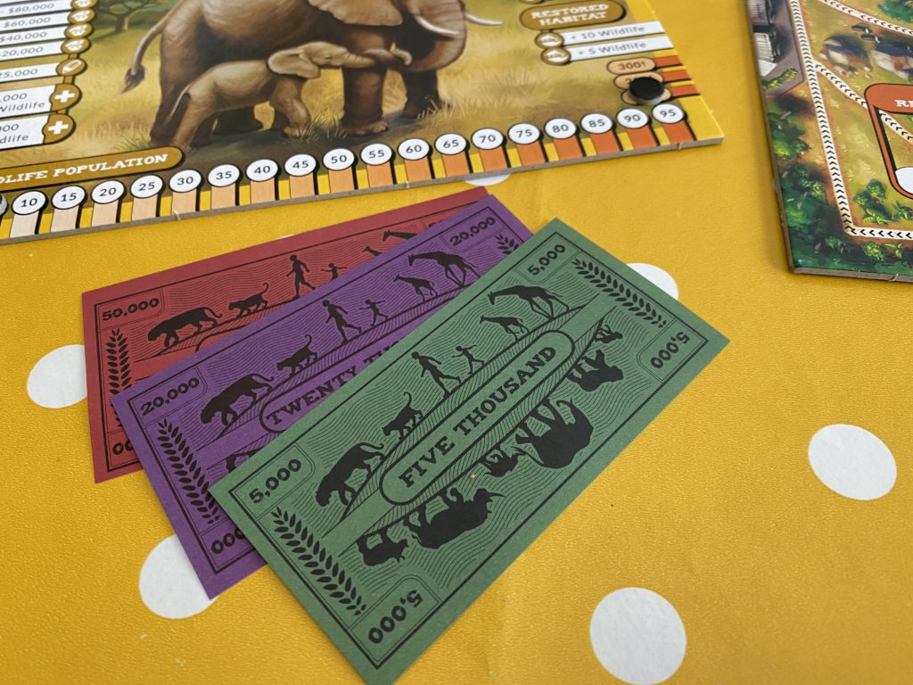 Conservation Crisis from Tunza Games