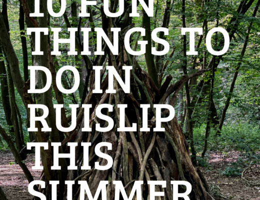 10 fun things to do in Ruislip this summer