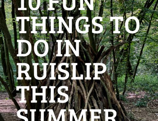 10 fun things to do in Ruislip this summer