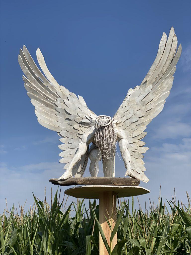 Darts Farm Sculpture Trail