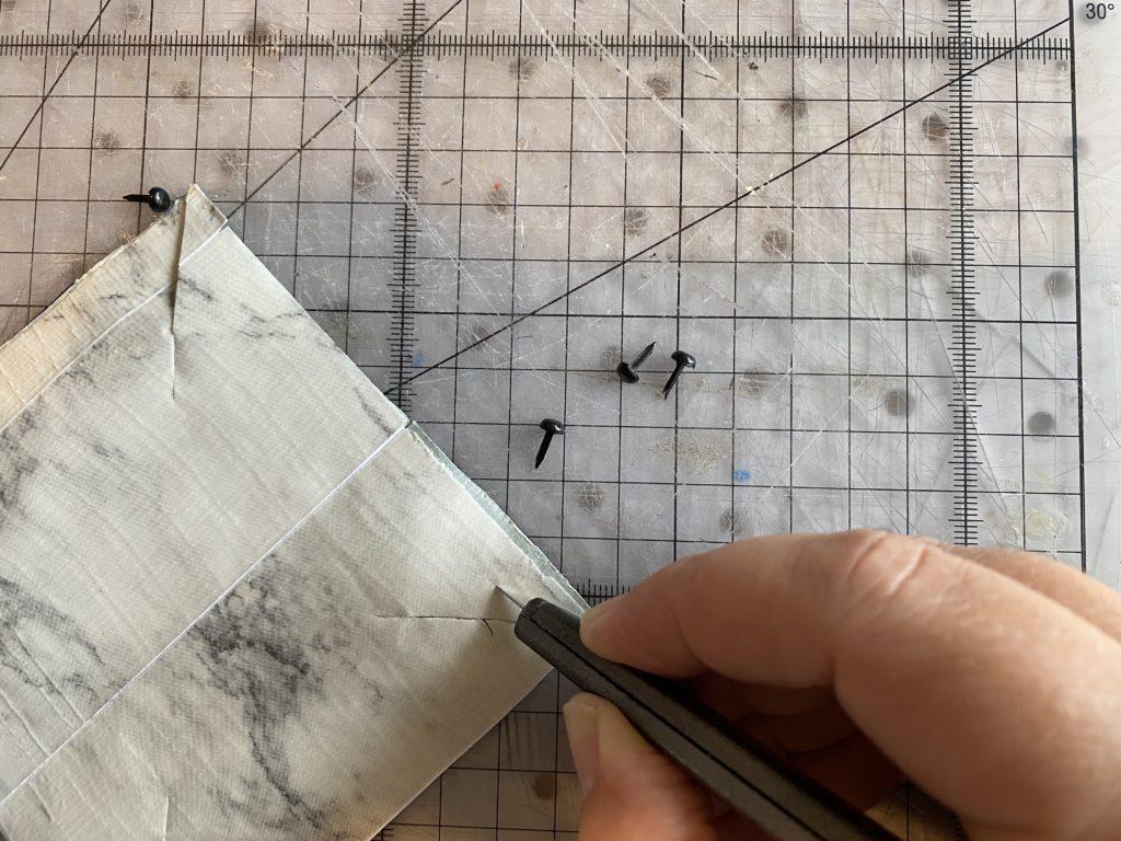 Duck Tape craft for tweens