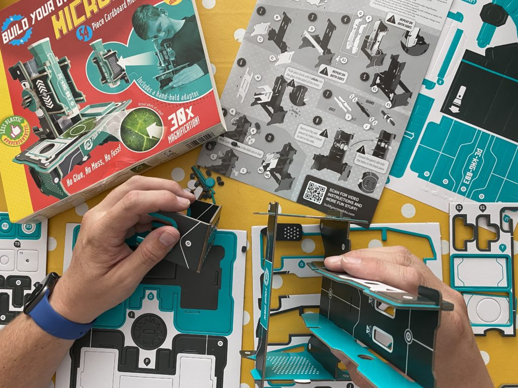 Build Your Own Microscope