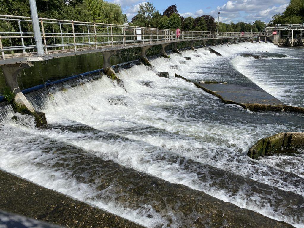 Boulter's Weir
