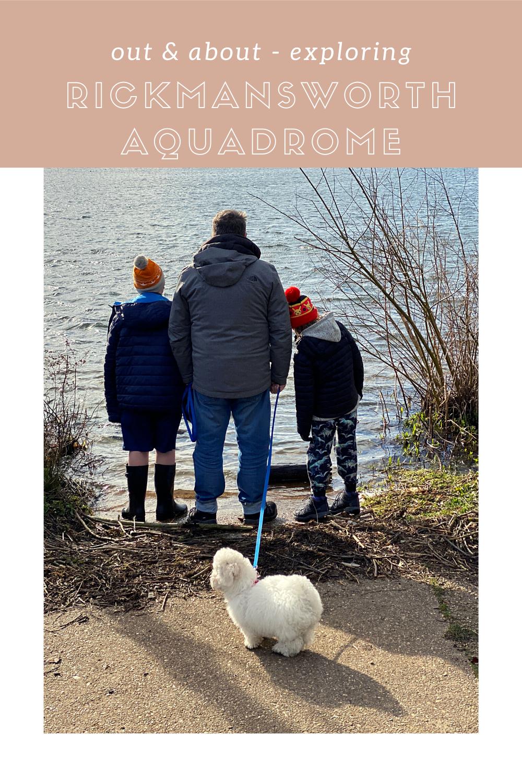 Exploring Rickmansworth Aquadrome with kids