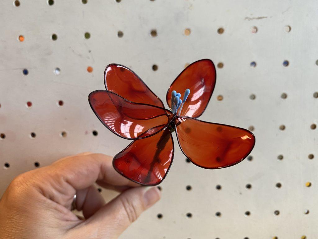 easy resin flower