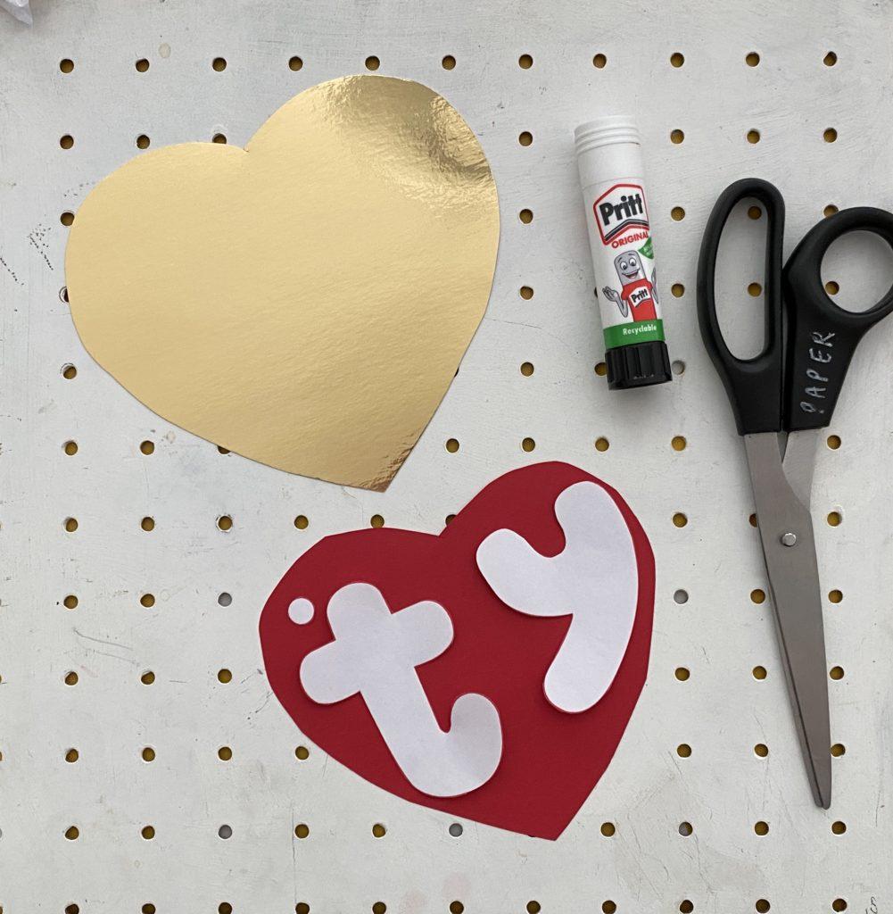 DIY Beanie Baby label