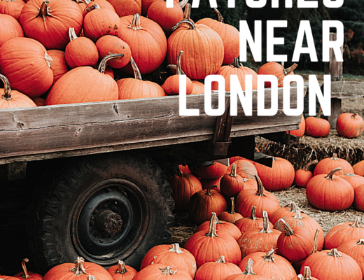 Pumpkin patches near London {2020 update}