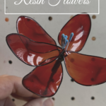 How to make resin flowers