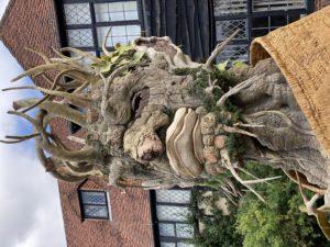 sculptures at Wisley
