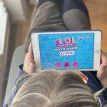 L.O.L Surprise! Movie Maker App {review}