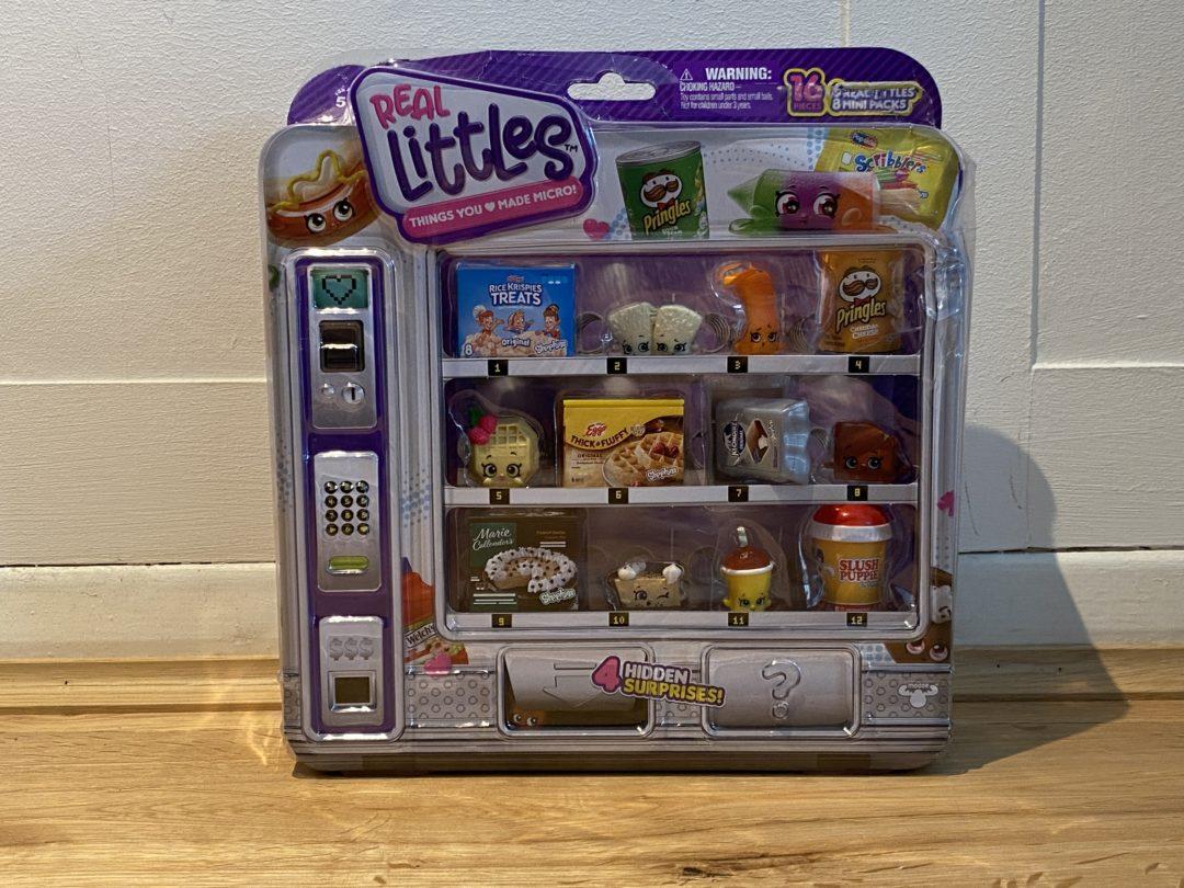 Shopkins S14 Real Littles Vending Machine