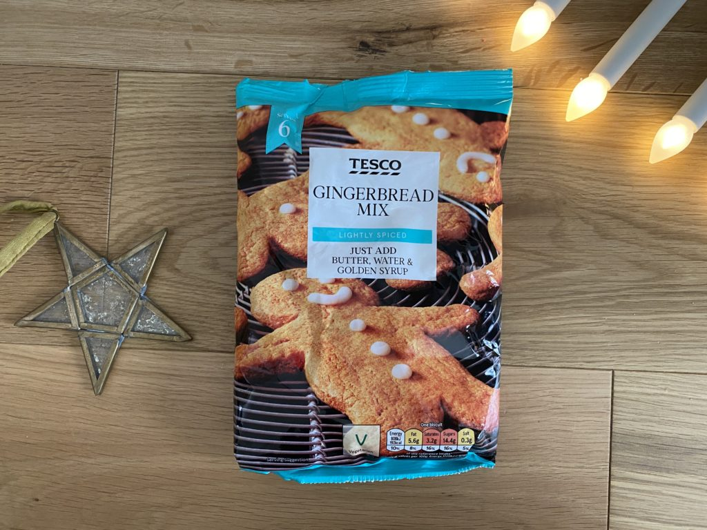 Tesco Gingerbread Mix