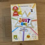 Blogger Board Game Club: Just One