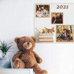 Photo Calendar: an easy DIY project