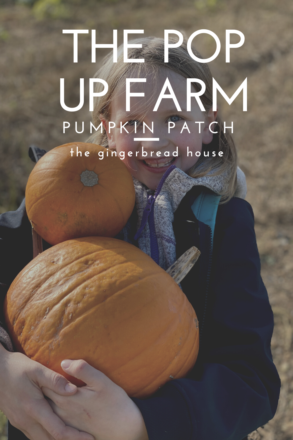 A trip to The Pop Up Farms' Pumpkin Patch