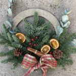 {Giveaway} Christmas Wreath Kit from I Do Handmade