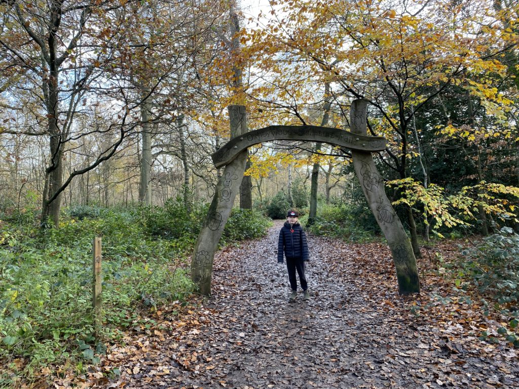 Oxhey Woods Sculpture Trail