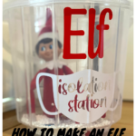 How to make an Elf Isolation House