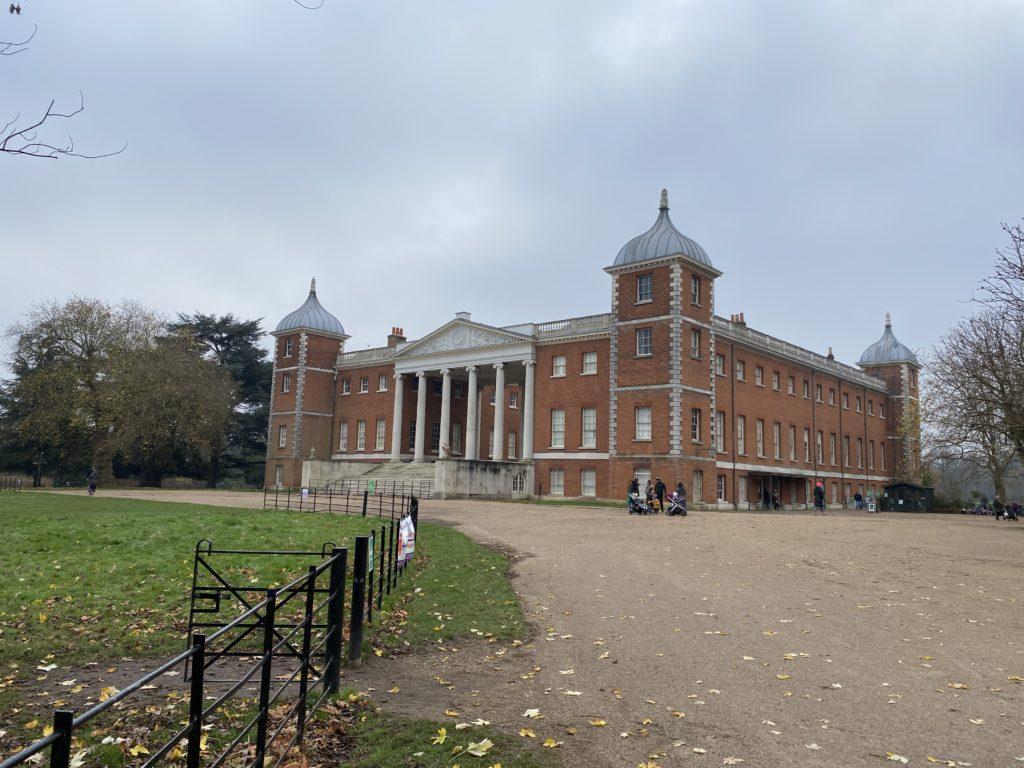 Exploring Osterley Park West London