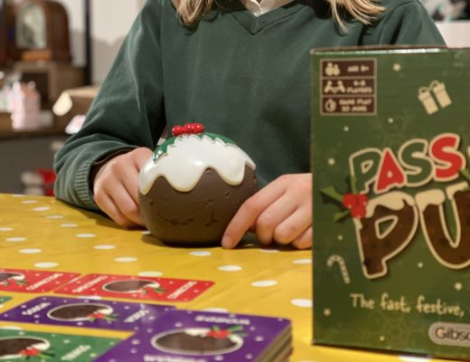 Win Pass the Pud from Gibsons Games