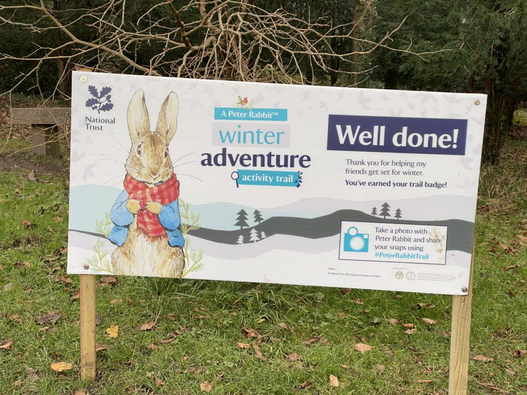 Peter Rabbit Trail