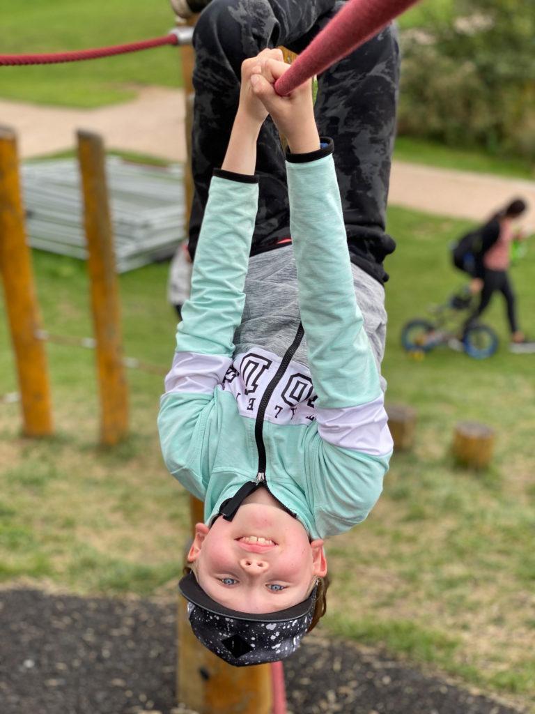 playground at Northala Fields