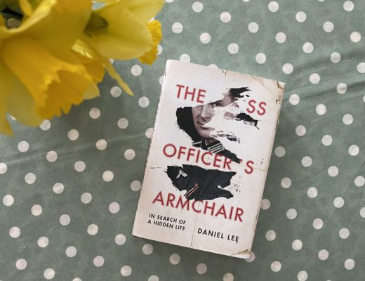 {Giveaway} The SS Officer's Armchair by Daniel Lee