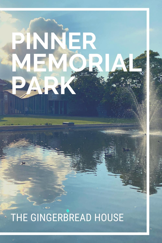 Exploring Pinner Memorial Park with kids