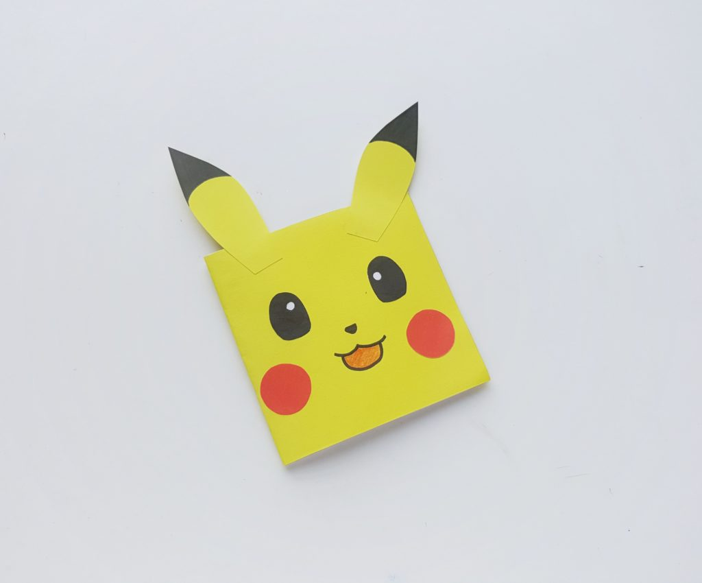 Pokemon Day craft for kids