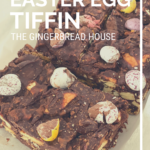 Easter egg chocolate tiffin (with mini eggs!)