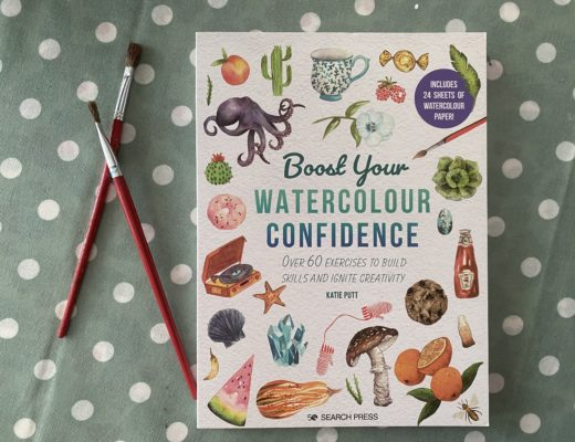 Win a copy of Boost Your Watercolours